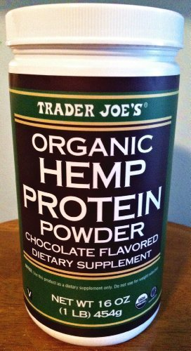 Check expert advices for organic hemp protein powder trader joes?
