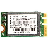 Andiny 15-ab157nr OEM WIFI Wireless Card BCM943142Y 792608-001 For HP Pavilion