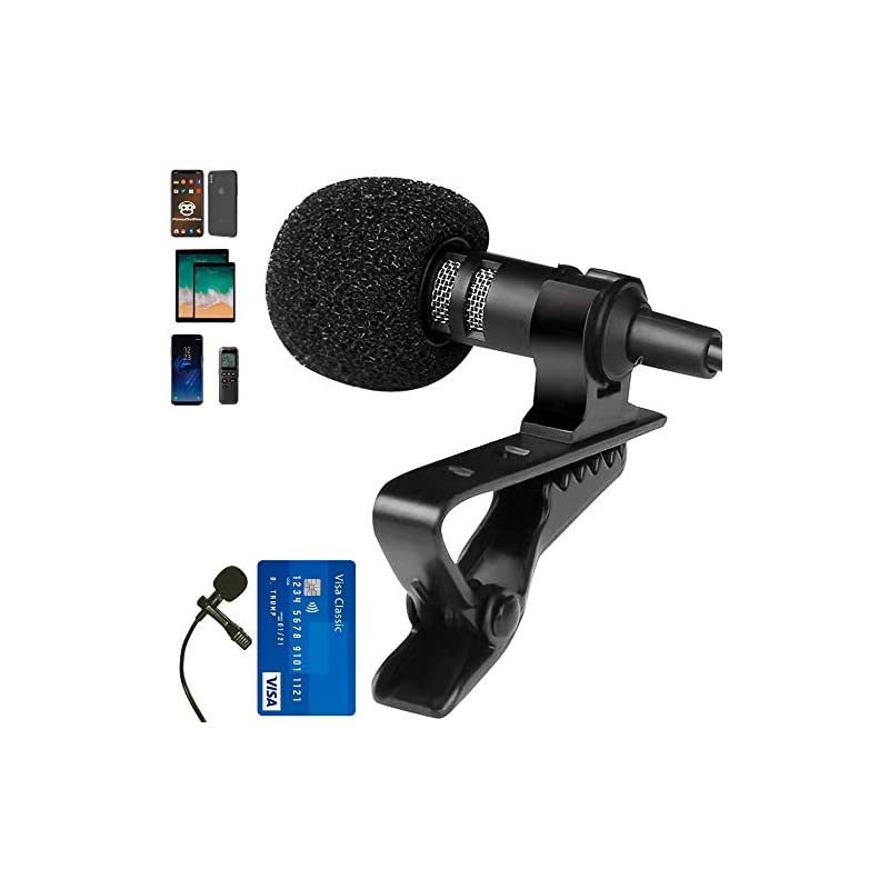 Mini Microphone for Podcast/Vlogging/You