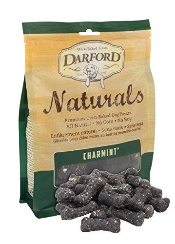 Darford - Naturals Charmint Dog Treats, 14.1Oz Pouch