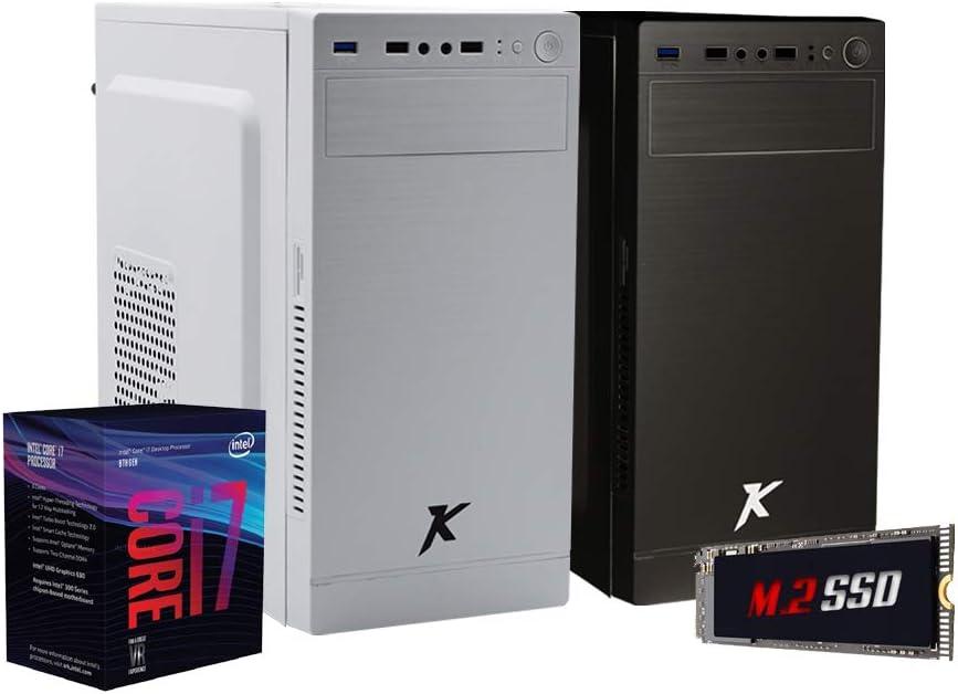 PC de sobremesa i7 8700 CPU Intel 4.60 GHz