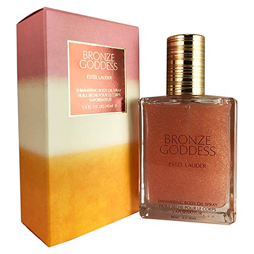 Estee Lauder Bronze Goddess Shimmering Body Oil Spray, 1.5 - Goddess Bronze Fragrance