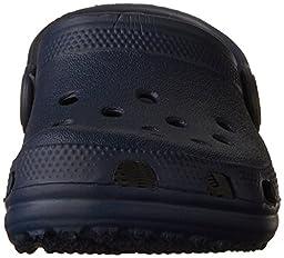 crocs Kid\'s Classic Clog 10006,Navy,C10C11 Little Kid