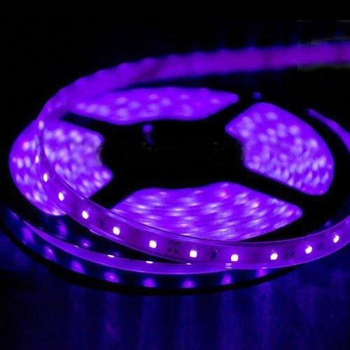 Purple led strip light flexible smd 5 meter ip65 60 per meter led purple led strip light flexible smd 5 meter ip65 60 per meter led tape reel aloadofball Images