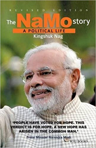 download book the namo story of kingshuk naag