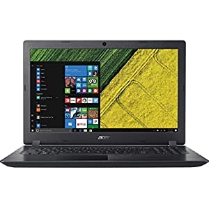 """Acer Aspire 3 15.6"""" High Performance Laptop PC,AMD A9-9420 (Up to 3.6GHz), 6GB RAM, 1TB HDD,Windows 10 (Black)"""