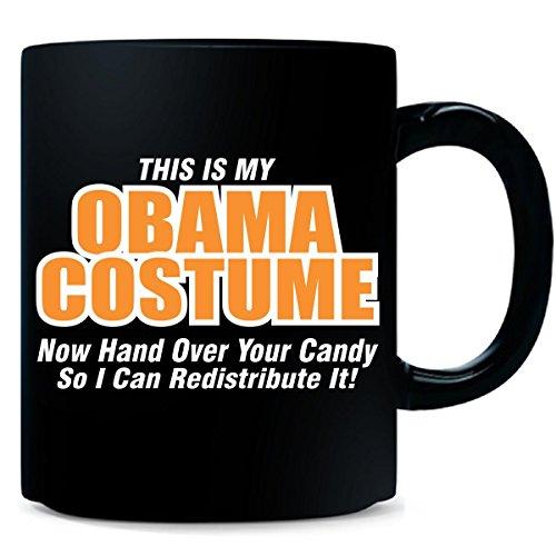 This Is My Obama Costume Halloween - Mug -