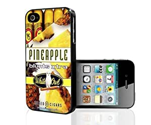Pineapple Blunts/ Cigarillo Hard Snap on Phone Case (iPhone 5/5s)