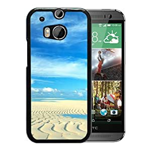 Maldives Beach Durable High Quality HTC ONE M8 Phone Case