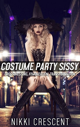 COSTUME PARTY SISSY (Crossdressing, Feminization, Transformation) -