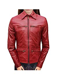 Red Emma Swan Once Upon A Time Jacket Jacket