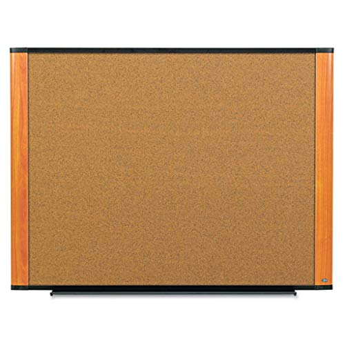 - MMMC3624MY - Frame Color : Mahogany - 3M Widescreen Cork Board - Each