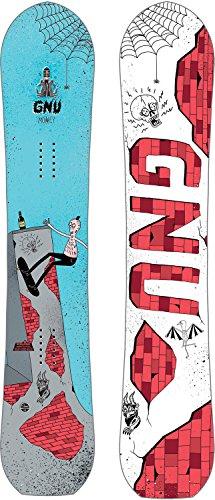 Gnu Money Snowboard Mens Sz 152cm