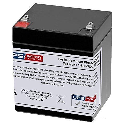 Casil Genuine CA1240 12V 4Ah SLA Alarm Battery