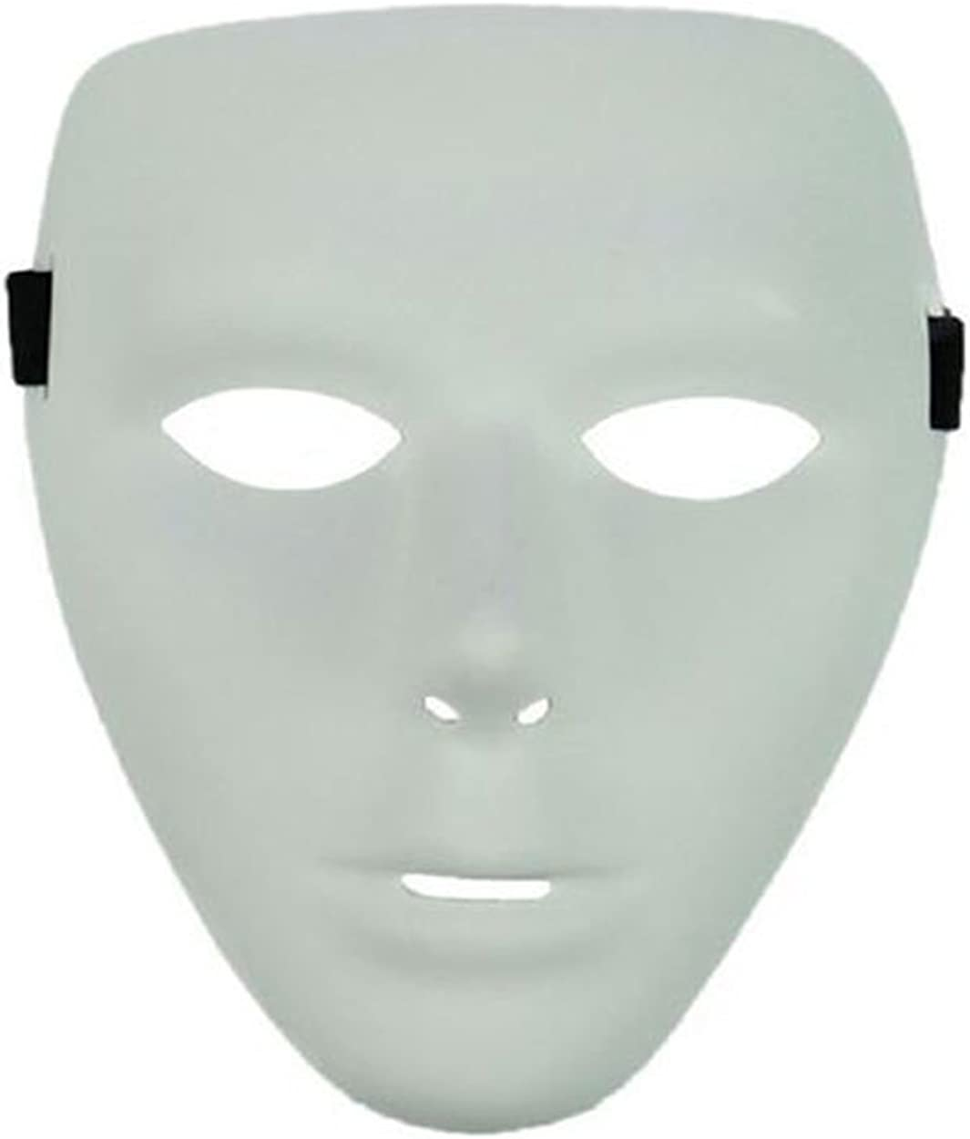 White, 3-Pack EmazingLights Dance Mask 2.0
