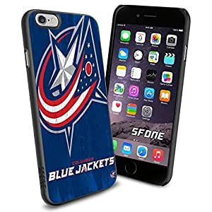Columbus Blue Jackets NHL, #1326 Hockey iphone 5c Case Protection Scratch Proof Soft Case Cover Protector