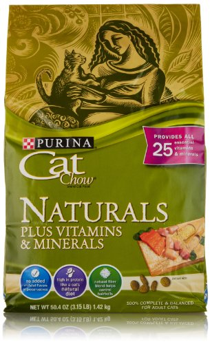 Purina Beyond Natural Cat Food Review