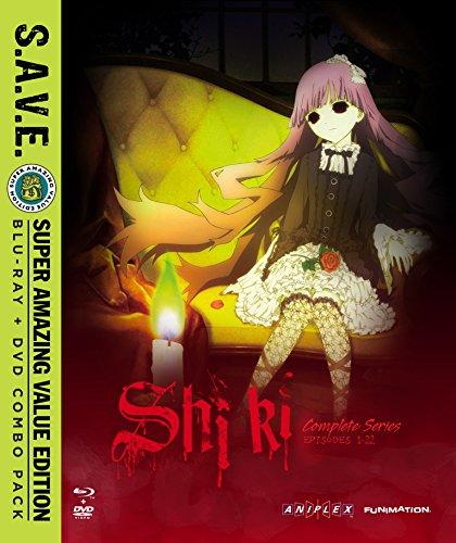 Shiki : Complete Series S.A.V.E. (Blu-ray/DVD Combo)