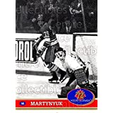 Alexander Martynyuk Hockey Card 1991 Future Trends Canada 1972 #50 Alexander Martynyuk