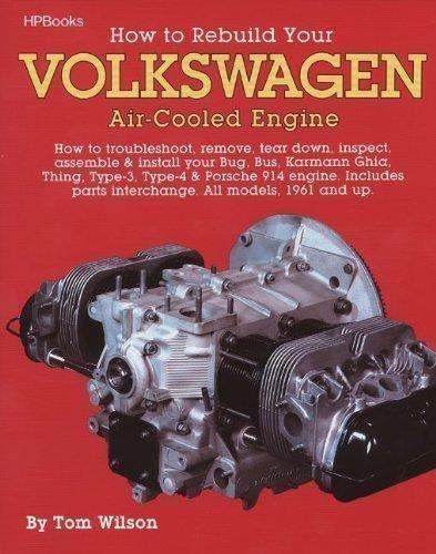 vw engine rebuild book - 6