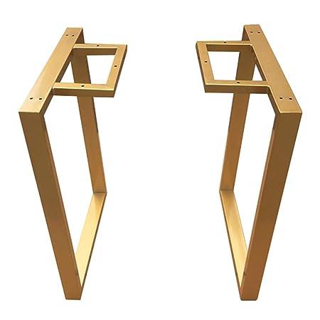 Furniture legs 2 × Patas Doradas para Muebles - Patas De Mesa De ...