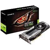 Gigabyte NVIDIA Geforce GTX 1080 Founders Edition GDDR5X Graphics Card (HDMI 2.0, DVI-I, 3 x DisplayPort 1.4, PCI-Express 3.0)