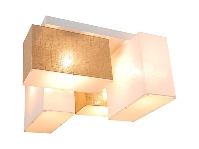 Lampada da soffitto con blenden blejl s wed lampade in legno