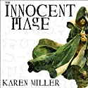 The Innocent Mage Audiobook by Karen Miller Narrated by Kirby Heyborne