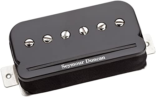 Seymour Duncan SHPR-1n P-Rails - Neck Pickup Black