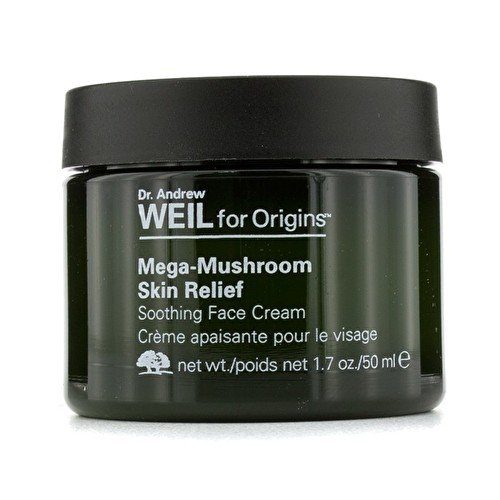 Soothing Skin Cream - Origins Mega-Mushroom Skin Relief Soothing Face Cream 1.7 oz