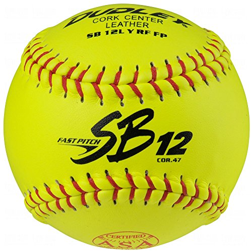 Dudley ASA Sb12l Fastpitch Leather 12