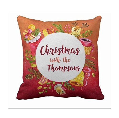 Personalized Christmas Gifts, Christmas Pillow , Holiday Pillows, Family Christmas gift, Christmas Decorations, Family Pillow gift