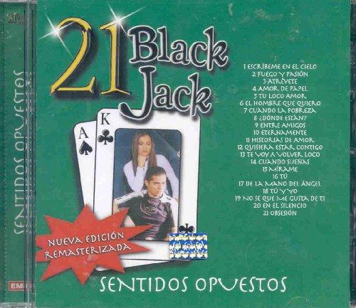 21 BLACK JACK SENTIDOS OPUESTOS