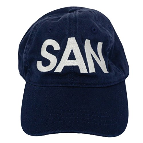 RespectTHISHouse SAN San Diego Airport Code Classic Hat