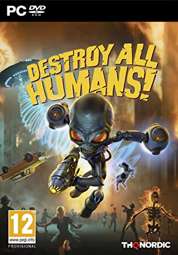 Destroy All Humans! – PC