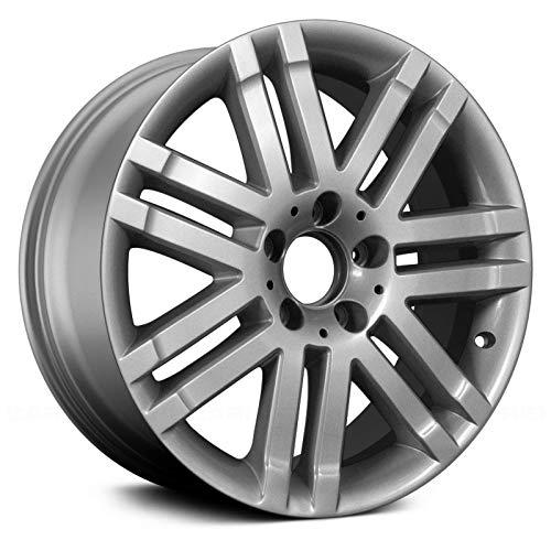 (Replacement Alloy Wheel Rim 17x8.5 5 Lugs 2044010302 Fits Mercedes C300)