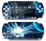 Sony PSP Slim 3000 Decal Skin - Super Nova Space