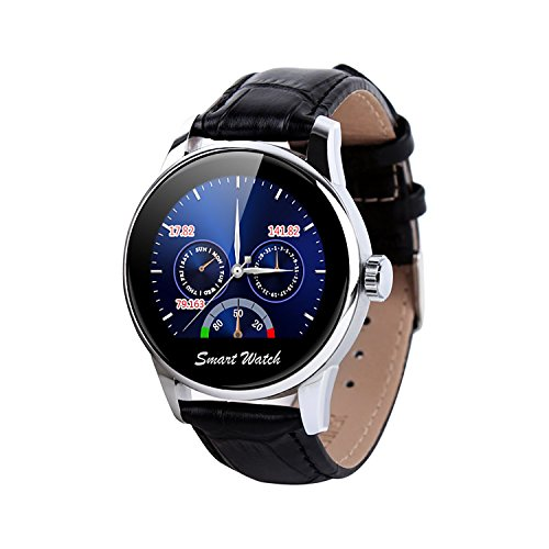 Fantime® Bluetooth Smart Watch WristWatch Handy-Uhr für Samsung iphone Android iOS Phone