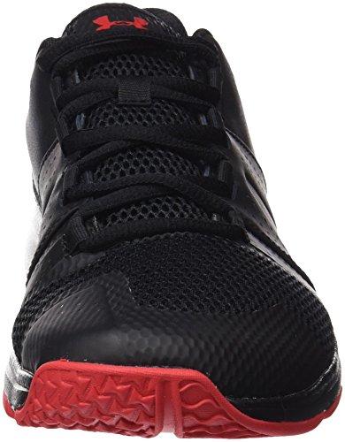 Chaussures Pierce Blanc Ua Fitness 005 Pour Tr Raid Under noir Hommes Armour De Noir 7Ax5q