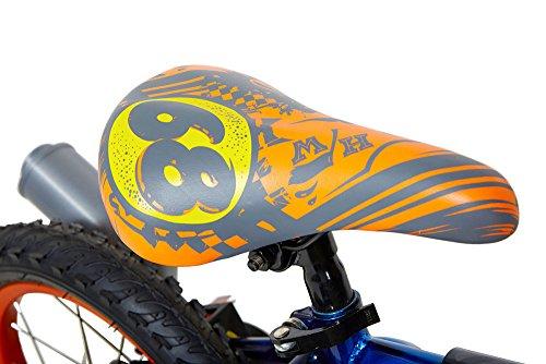 Hot Wheels Dynacraft Bike, Blue, 14'' by Hot Wheels (Image #2)