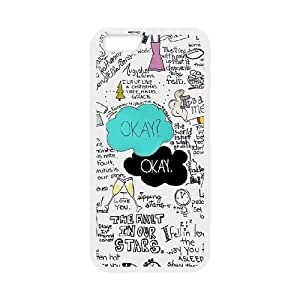 OKAY iPhone 6 Plus 5.5 Inch Cell Phone Case White SH6155496