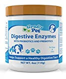 Loose Stools Probiotics Plus Prebiotics and Digestive Enzymes for Dogs and Cats: Digestive Remedy, Vomiting, Allergie,Itch Relief and Loose Stool Formula