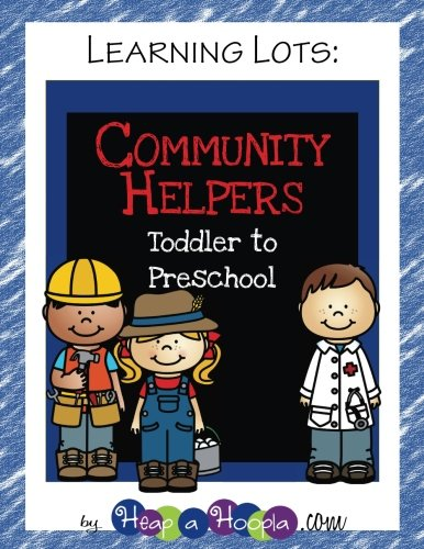 (Community Helpers Coloring & Activity Book)