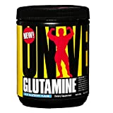 Universal Nutrition Flavored Pure Glutamine Powder, Blue Raspberry, 300 Gram