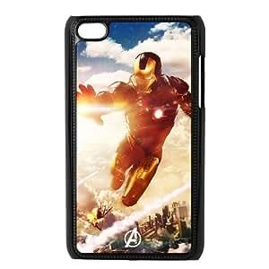 Ipod Touch 4 Phone Case Iron Man FJ77185