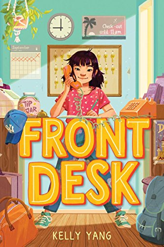 Book Cover: Front Desk