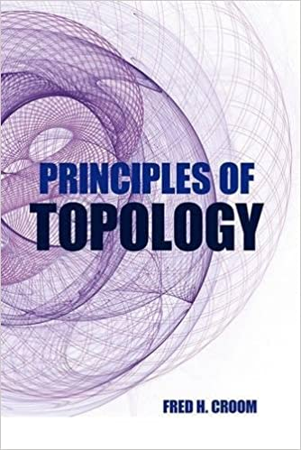 Principles of Topology (Dover Books on Mathematics): Fred H