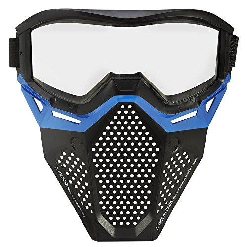 NERF Rival Face Mask (Blue) ()