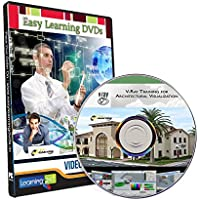 Easy Learning Learn V Ray for Architectural Visualization on 3ds Max Video Tutorial (DVD)