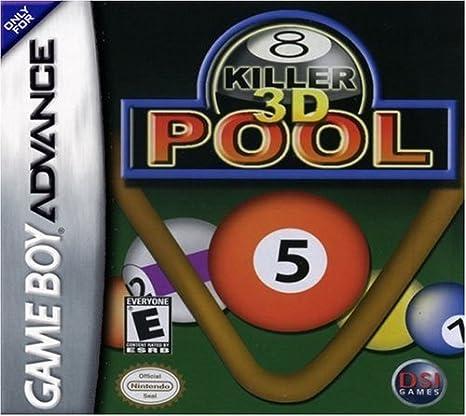 Killer Pool 3D Gba Ver. Reino Unido: Amazon.es: Videojuegos